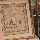 PDF FILE christmas house Cross Stitch Pattern   D 7
