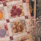 PDF FILE BUNNY  PATCHWORK QUILTS PATTERN