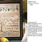 PDF FILE fall splendor  cross stitch pattern  O1