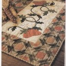 PDF FILE ONLY AUTUMN IN THE COUNTRY PATCHWORK QUILTS PATTERN