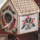 PDF FILE ONLY Christmas Holiday Birdhouse  Pattern