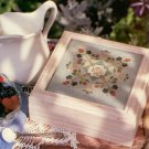PDF FILE ONLY Luscious Berries Box  VINTAGE CROSS STITH PATTERN