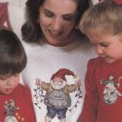 PDF FILE ONLY CHRISTMAS WHIMSY STITCH PATTERN ONLY