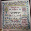 PDF FILE What Girls Are Made Of Sugar & Spice Everything Nice VINTAGE CROSS STITCH PATTERN