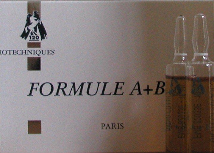 Ionithermie Les Complexes Biotechniques 24 A+B Ampoules