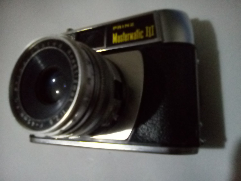 35mm film camera Prinz Mastermatic III c.1965 Collectible