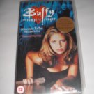Buffy The Vampire Slayer VHS Pilot Episode Welcome To The Hellmouth