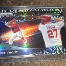 2020 Panini Prizm Instant Impact Snakeskin Mike Trout 9/50