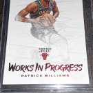 2020/2021 Court Kings Patrick WIlliams Works In Progress RC 101/149