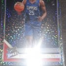 2020 Clearly Donruss Mfiondu Kabengele SSP Gold Hollow Rated Rookie 2/5 Jersey Number 25