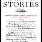 New York Stories: Landmark Writing from Four Decades of New York Magazine by New York Magazine
