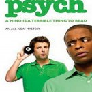 A Mind is a Terrible Thing to Read (Psych, 1) by William Rabkin