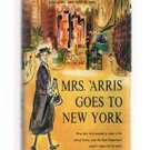 Mrs. Arris Goes To New York by Paul Gallico