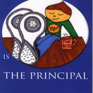Danny Chalmers is THE PRINCIPAL by Sherry Maroon