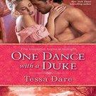 One Dance with a Duke (Stud Club, 1) by Tessa Dare