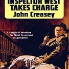 Inspector West Takes Charge (Inspector West, 1) by John Creasey