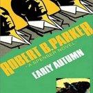 Early Autumn (Spenser, 7) by Robert B. Parker
