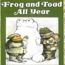 Frog and Toad All Year (Frog and Toad, 3) by Arnold Lobel