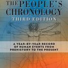 The People's Chronology (Gale Non Series Books) by James Trager
