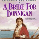 A Bride for Donnigan (Women of the West, 7) by Janette Oke