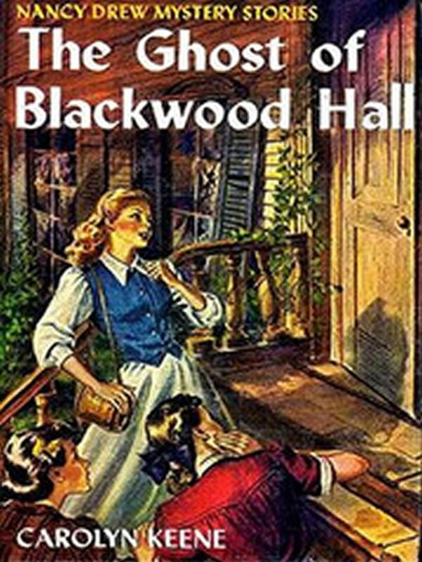 The Ghost of Blackwood Hall by Carolyn Keene