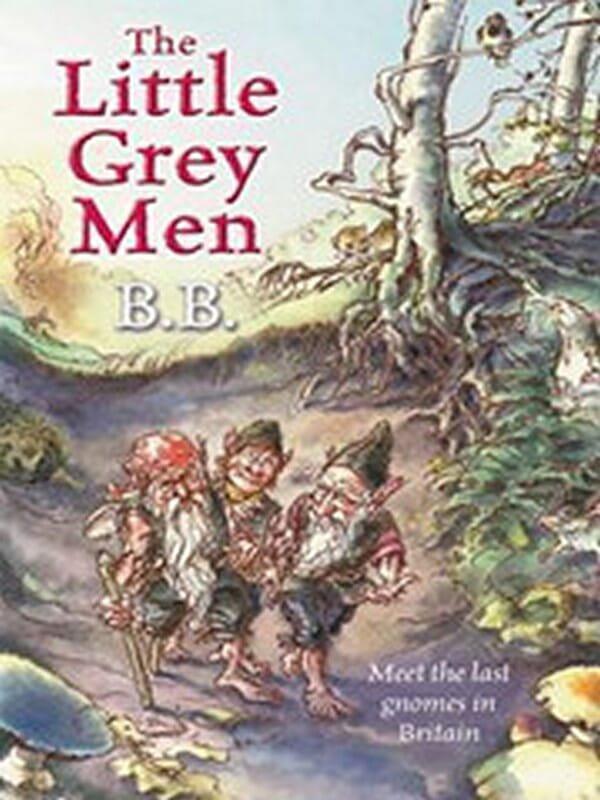 The Little Grey Men by B.B.