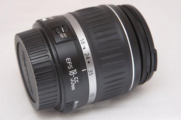 NEW Canon 18-55mm Rebel Kit Lens - 20D 30D XT XTi 40D
