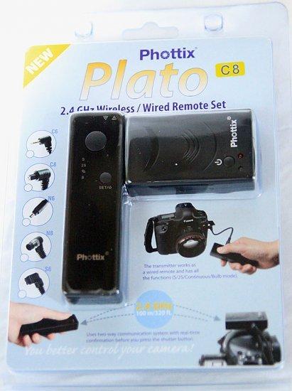 Phottix Plato N8 Nikon Series (D200/D300/D700/D3x and others)