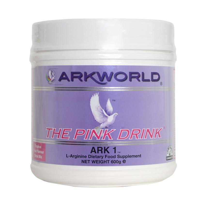 Ark 1 Pink Drink L'Arginine Workout Drink 600g