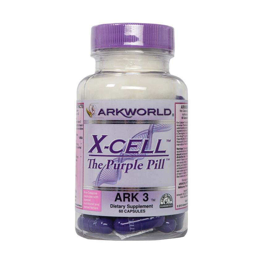 Ark 3 X-Cell The Purple Pill