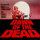 Dawn of The Dead 12 x 8 (A4) movie poster FREE UK SHIPPING