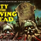 City of The Living Dead 12 x 8 (A4) movie poster FREE UK SHIPPING