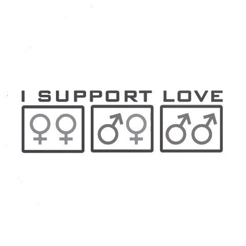 I Support Love