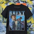 Brent Faiyaz Vintage T-Shirt, Vintage 90's Hip Hop Rap Tour Unisex Tee Shirt