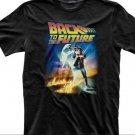Back To The Future Original Design Movie T Shirt Back To The Future T Shirt