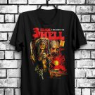 3 From Hell T-Shirt A Rob Zombie Film Black Unisex Tee Shirt