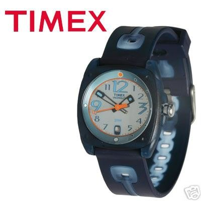 TIMEX TIMEX YOUTHS WATCH - FUNKY DESIGN WITH NIGHT LIGHT/DATE
