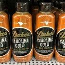 4X BOTTLES Duke's Carolina Gold BBQ Sauce Barbecue 17 ounces