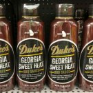 4X BOTTLES Duke's Georgia Sweet Heat BBQ Sauce Barbecue 17.5 ounces