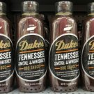 4 BOTTLES Duke's Tennessee Smoke & Whiskey BBQ Sauce Barbecue 16.5 oz