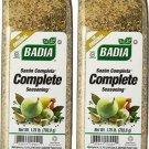 Badia Complete Seasoning 28 oz 1.75 LBS each - Sazon Completa (2 PACK)