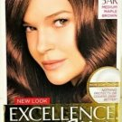 2X Loreal Paris Excellence Creme # 5AR Medium Maple Brown Hair Color