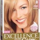 2X Loreal Excellence Creme, #8 Medium Blonde