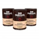 Don Francisco's Hawaiian Hazelnut Flavored Ground Coffee, 100% Arabica 3 x 12