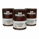 DON FRANCISCO'S 100% COLOMBIA SUPREMO GROUND COFFEE MEDIUM ROAST 12OZ (3 PACK)