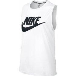 Nike Sportswear Essential Tank Top Women's Tank Top White/Black 831731