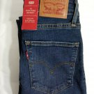 Levi's women's skinny jeans high rise 721 game on 18882-0091 W24 L32