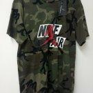 AIR JORDAN jumpman classic camo men's T-Shirt CU2072-222 SIZE M