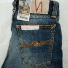 Nudie jeans Skinny lin Ian replica selvedge size W26 L30