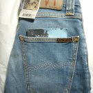 Nudie jeans pipe led crispy pepper unisex organic skinny size W24 L32